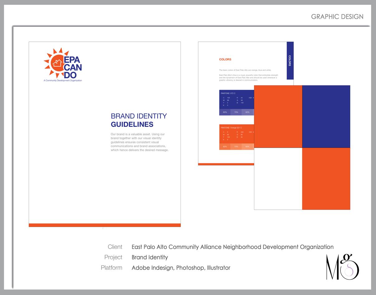 Graphic Design – EPACANDO – Brand Identity