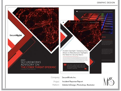 Graphic Design – SecureWorks – IR Report